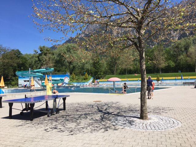 Freibad parat für Sommerstart