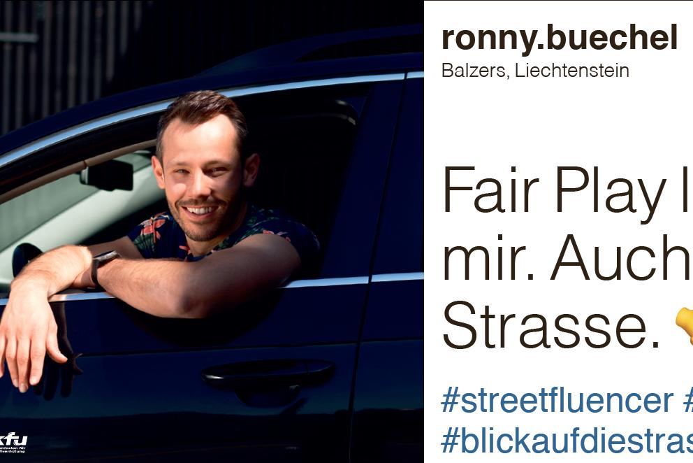 """""""Streetfluencer – Ablenkung am Steuer"""""""