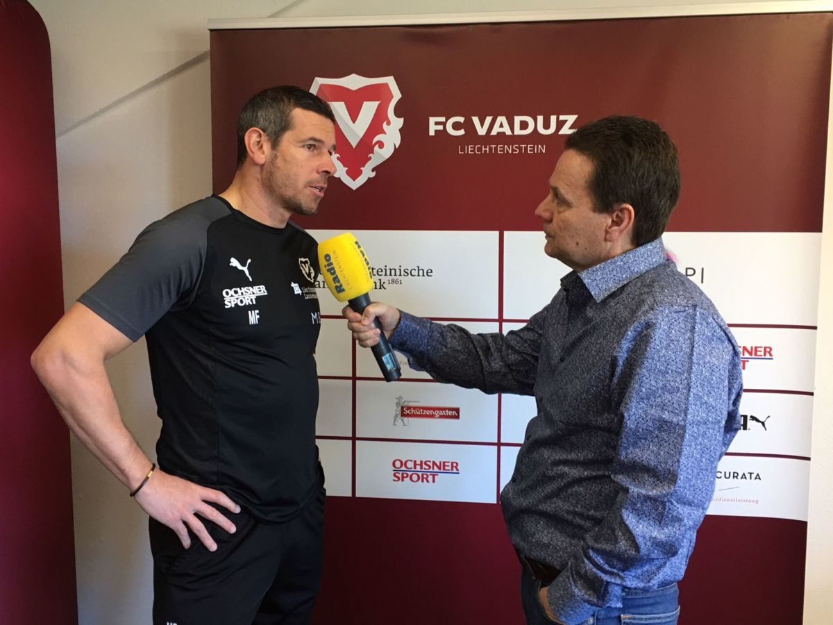 FC Vaduz will gegen Aarau gewinnen