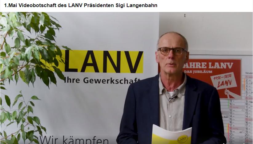 Der LANV feiert das 100 jährige Jubiläum mit einem Buch