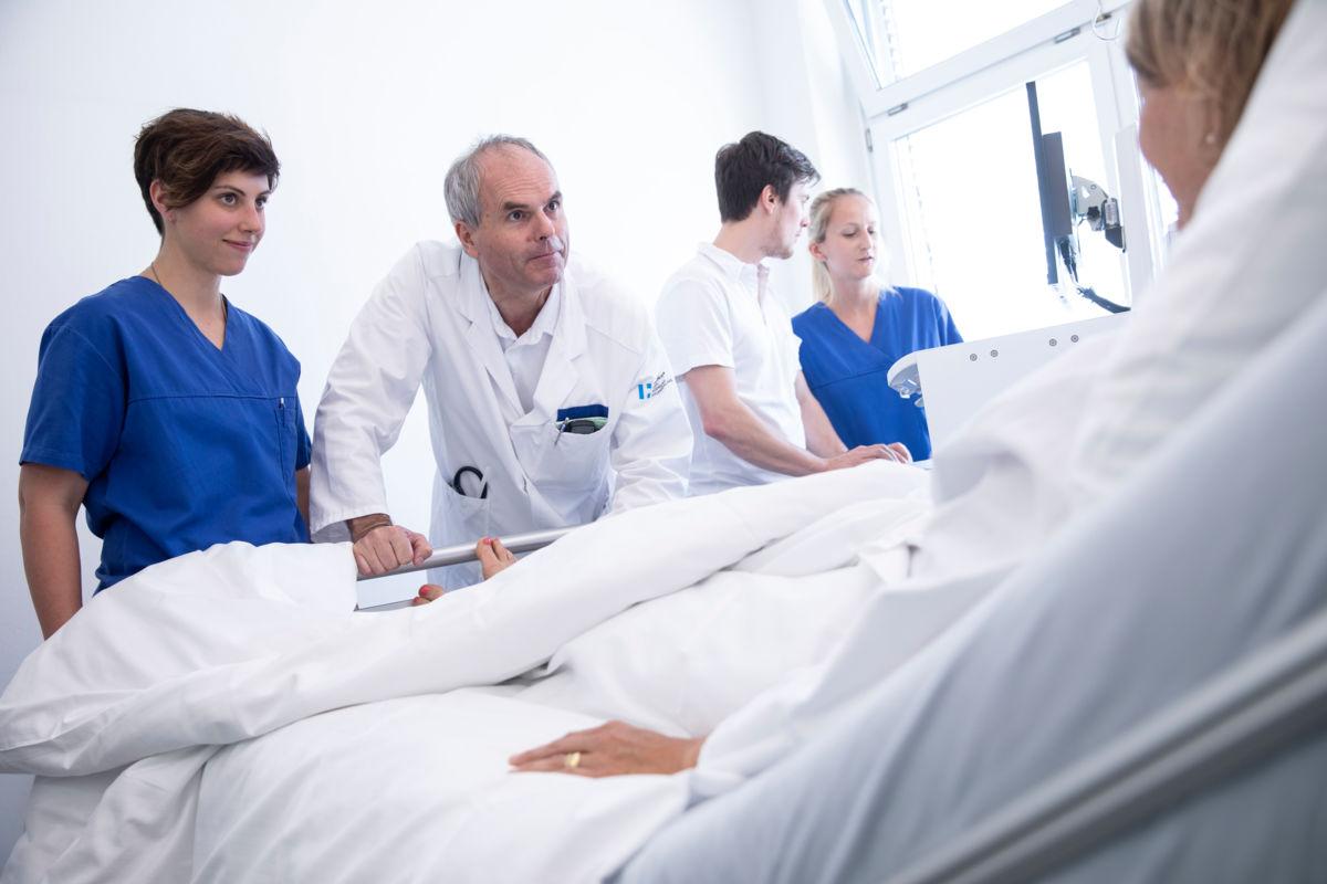 Ansturm auf Krankenhäuser am Osterwochenende
