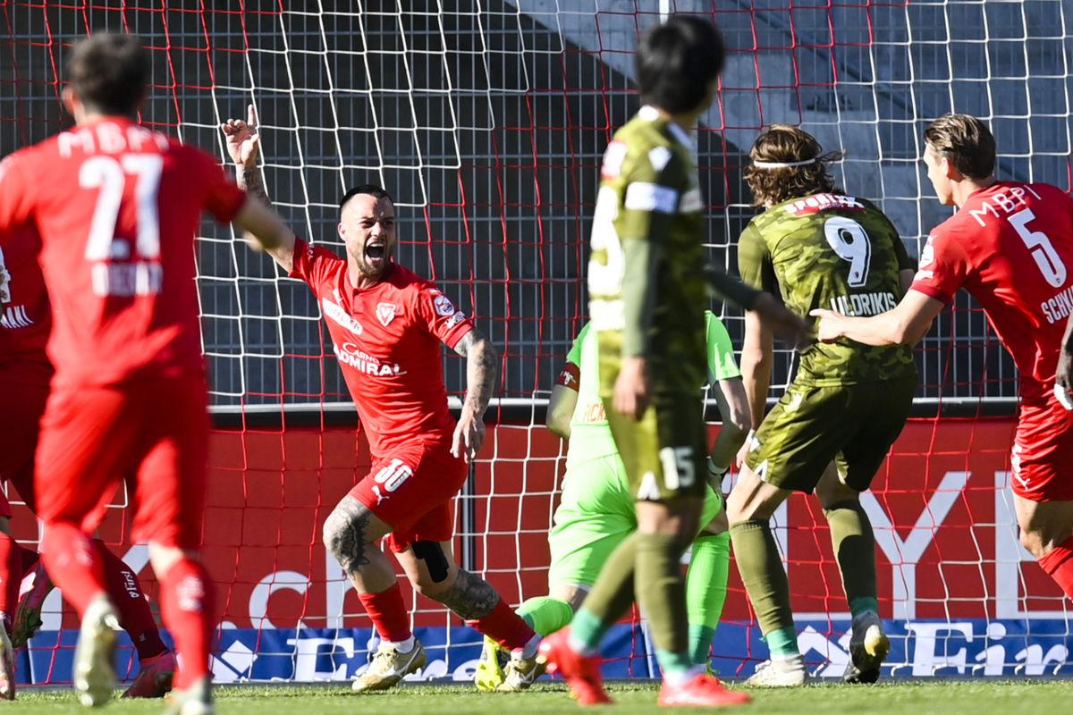 FC Vaduz peilt den Wiederaufstieg an