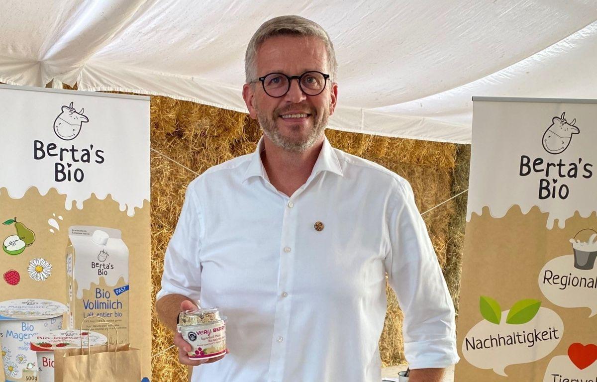 Der Liechtensteinsiche Milchhof lanciert neues Label