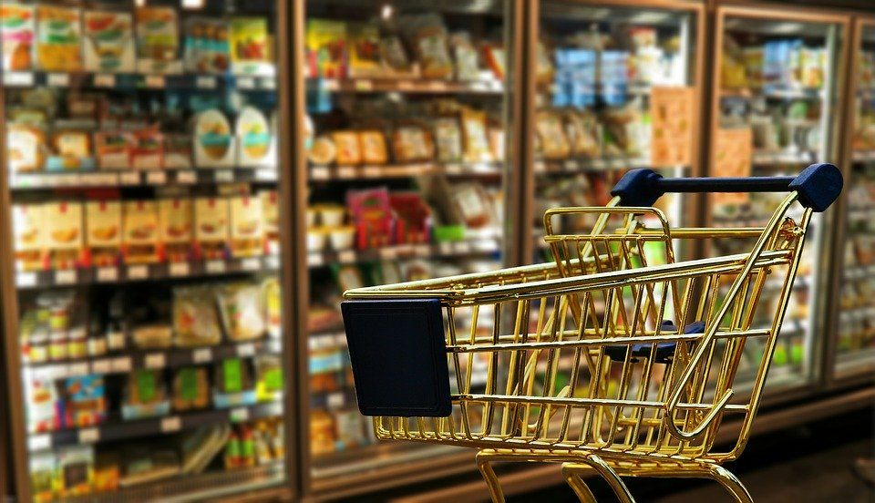 Einkaufsverhalten im Lebensmittelhandel hat sich normalisiert