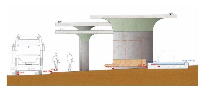 Referendum gegen geplanten Busplatz in Triesen