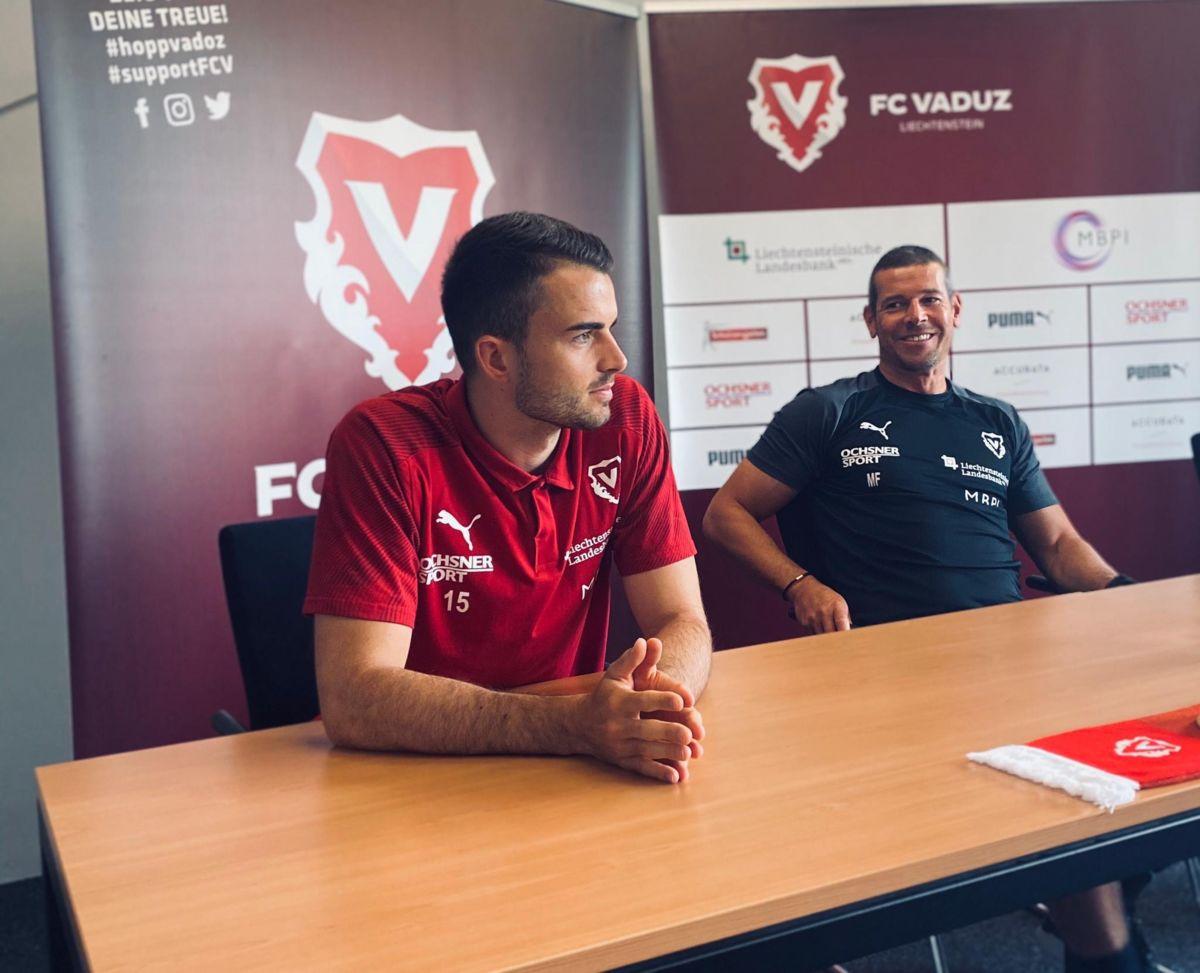 FC Vaduz hat mit Kriens Rechnung offen