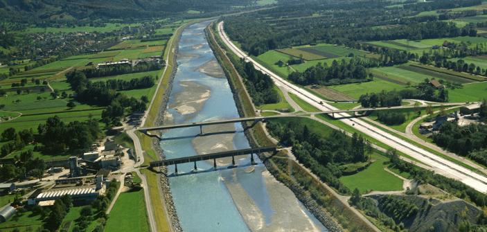 Entlastung für Verkehr in Vaduz
