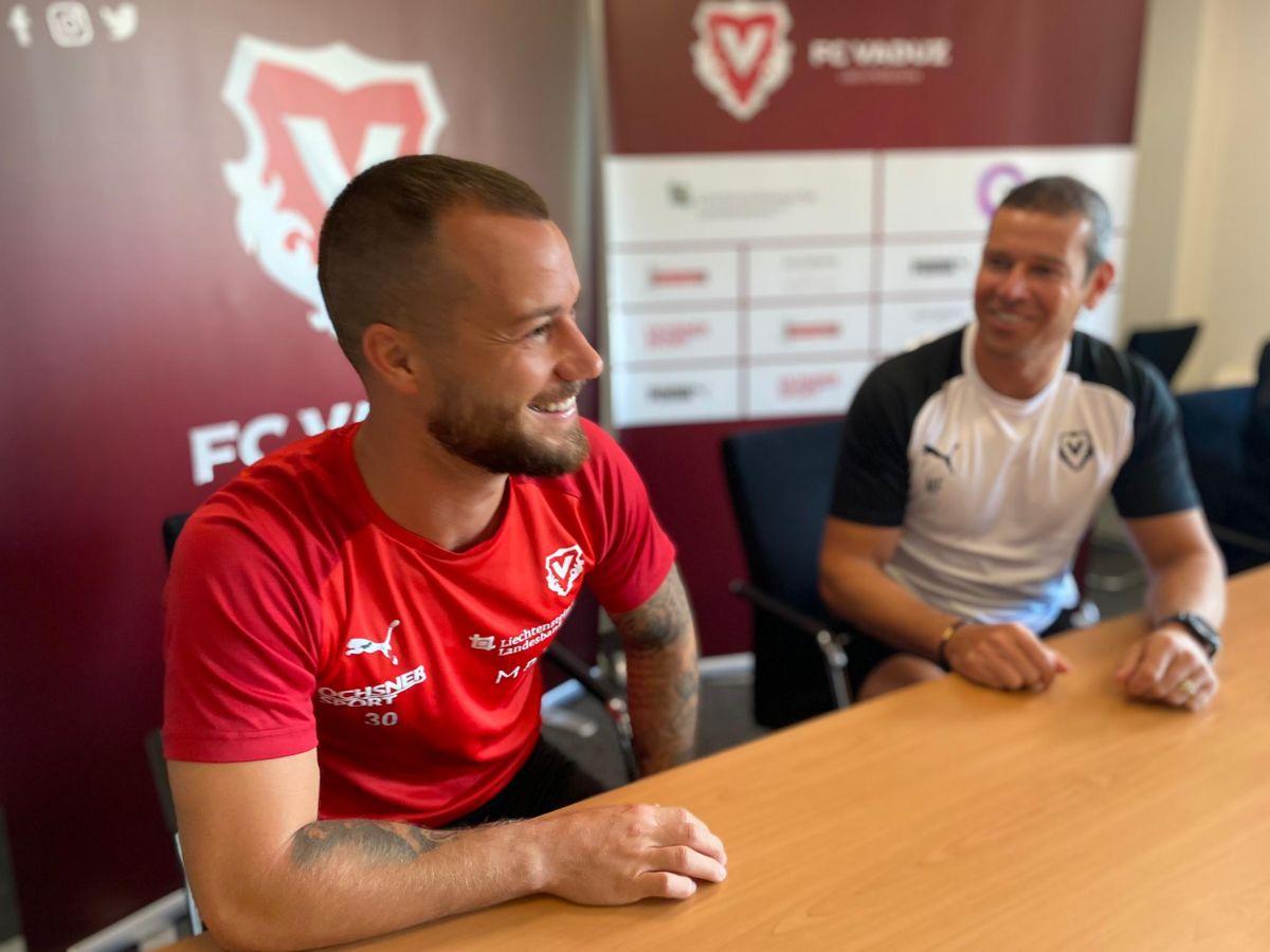 Spannung vor dem Hit FC Vaduz – GC