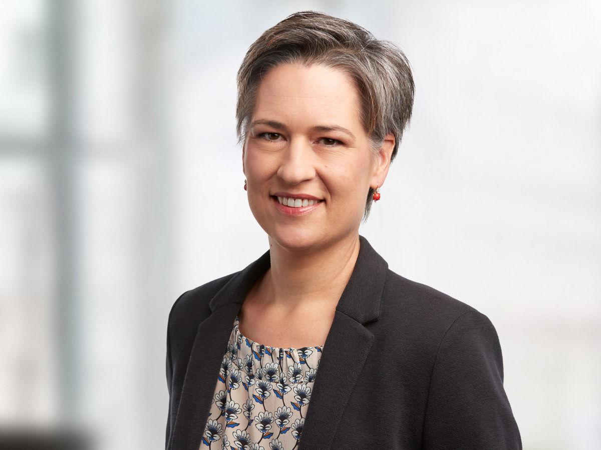 Kandidatenporträt Roswitha Feger-Risch (VU), Vaduz