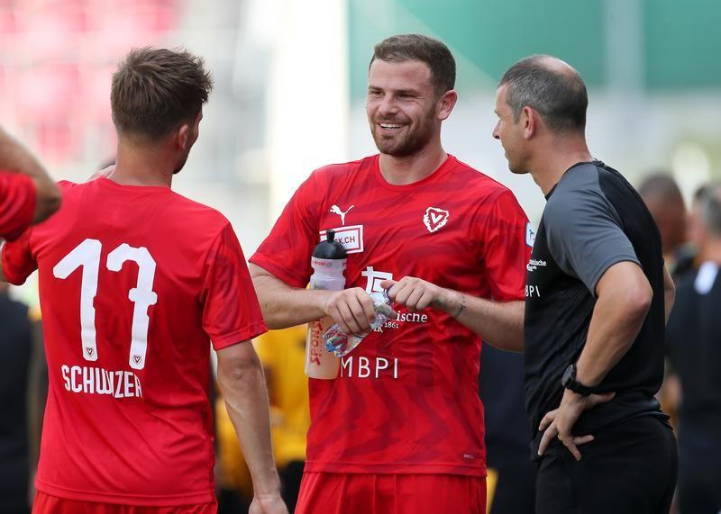 FC Vaduz will den positiven Lauf fortsetzen