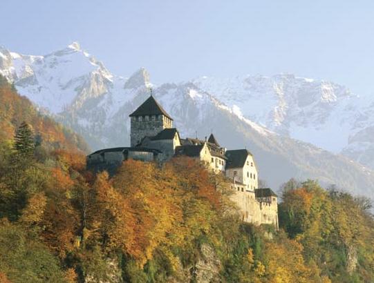 Neujahrsempfang auf Schloss Vaduz 2020 mit viel Prominenz