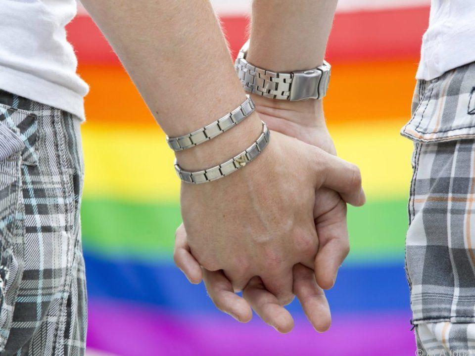Ehe für alle auch in Liechtenstein ein Thema