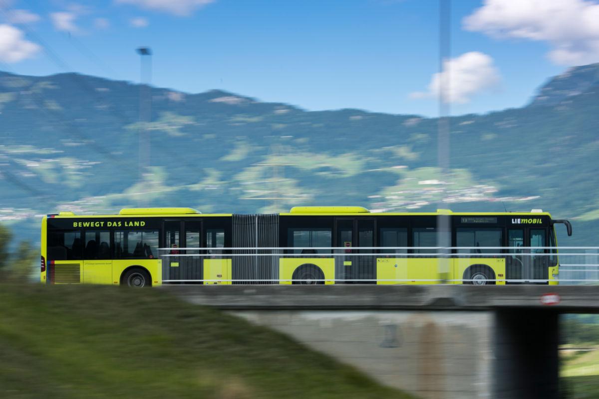 Gratis Busfahren Thema im Dezemberlandtag