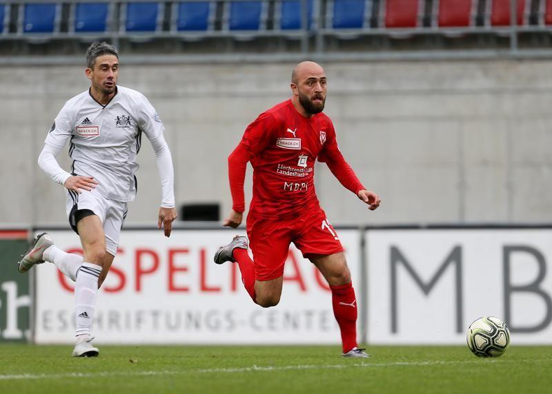FC Vaduz gewinnt auch in Aarau