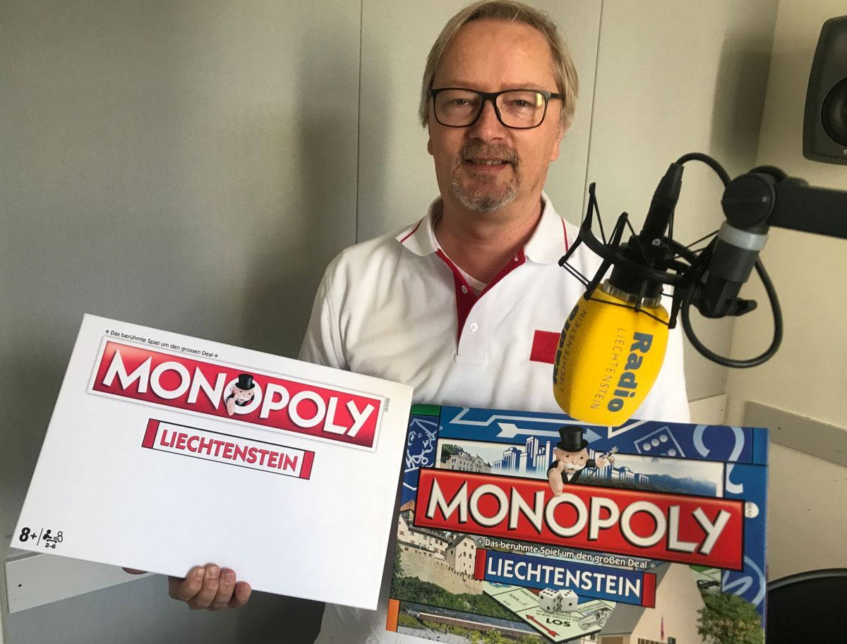 Liechtenstein erhält endlich ein neues Monopoly!