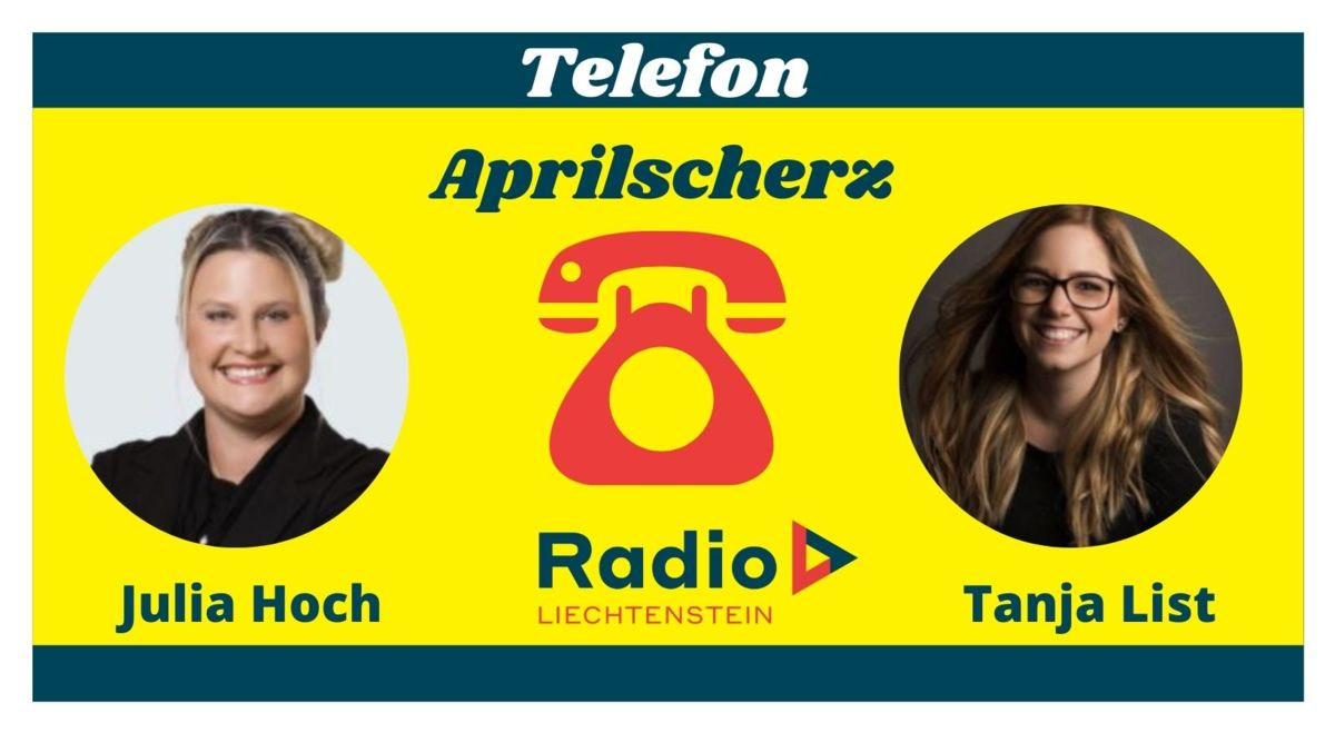 Aprilscherz: Frisörin Tanja