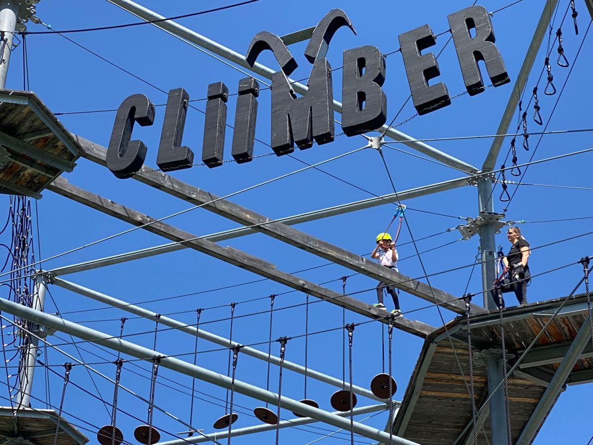 Kletterturm CLiiMBER am Flumserberg