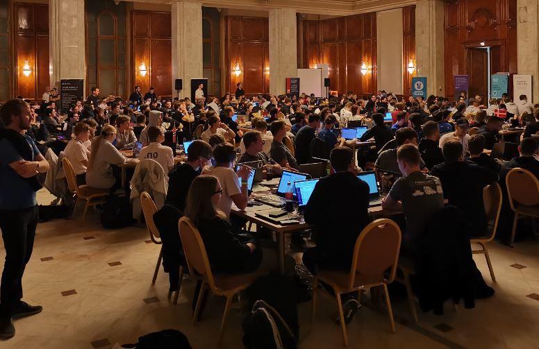 Platz 19 für Liechtenstein an der Cybersecurity EM