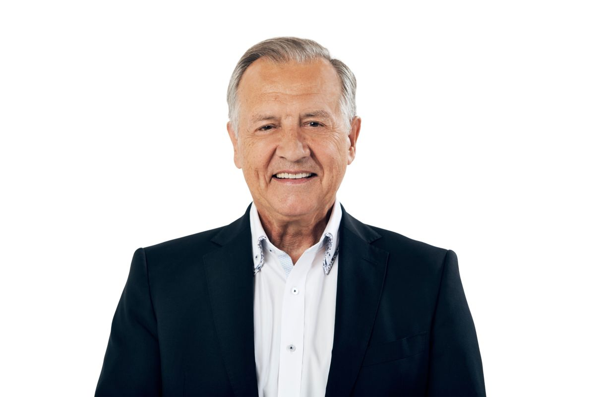 Kandidatenportrait Albert Frick (FBP), Schaan