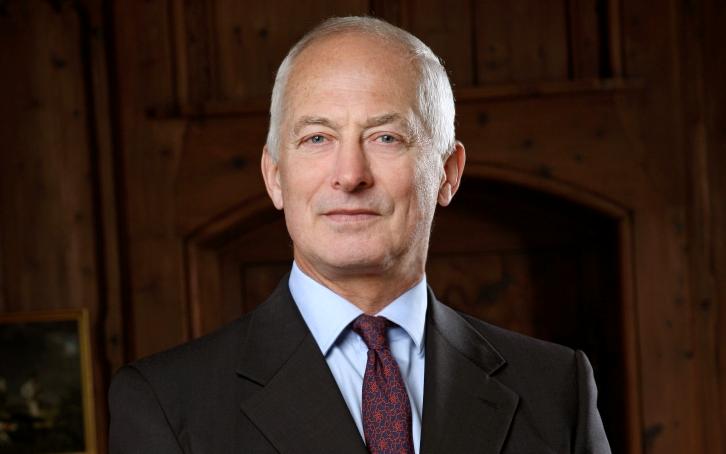 Fürst Hans Adam II. zu Landesspital-Neubau