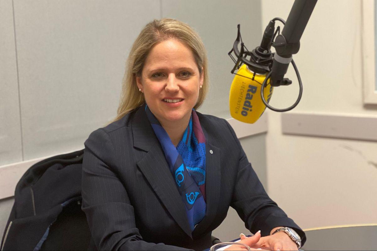 Sonntagsgespräch: Aussenministerin Katrin Eggenberger ganz privat