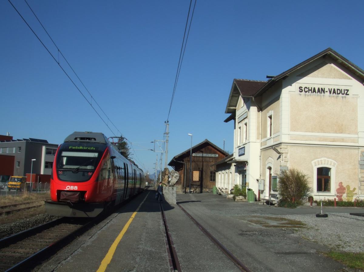 Unverhältnissmässige Ausgaben für S-Bahn in Liechtenstein