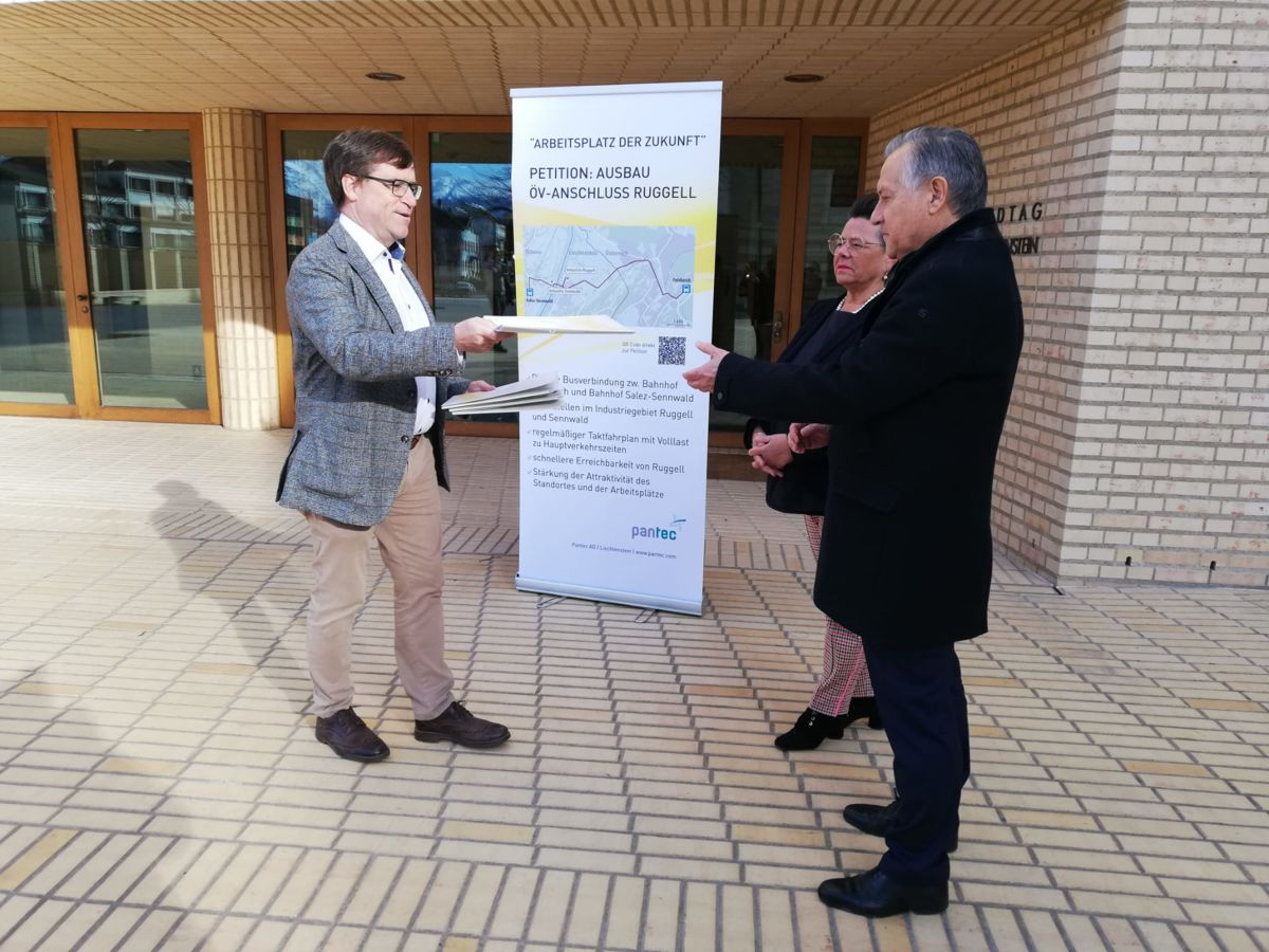 Landtag behandelt Petition in nächster Sitzung