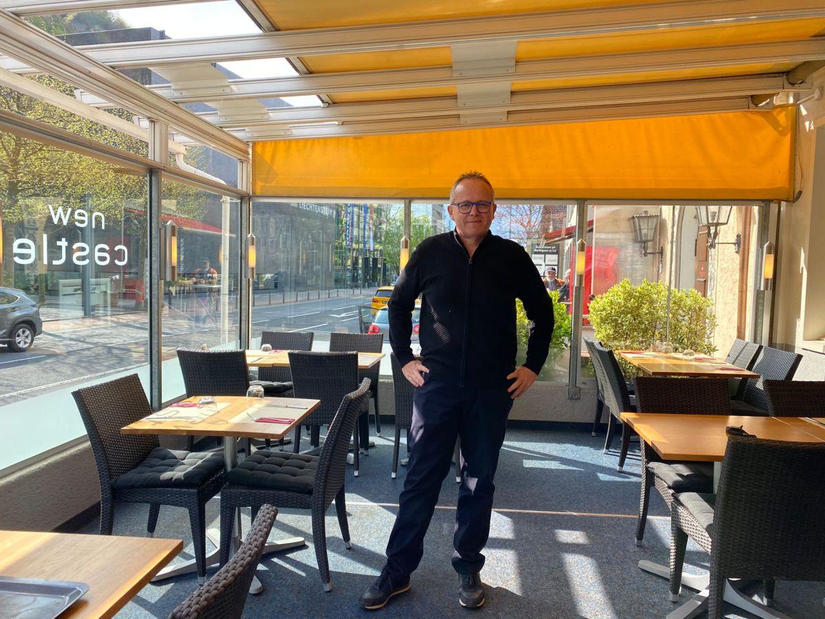 Liechtenstein öffnet Restaurantterassen