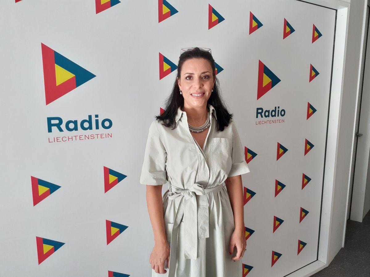 Dominique Hasler zu ihrer Kandidatur