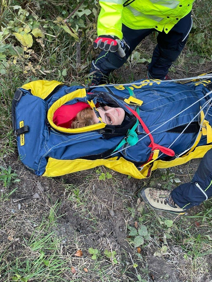Erfahrungsbericht Trainingstag mit der AP3 Luftrettung und FL Alpinpolizei