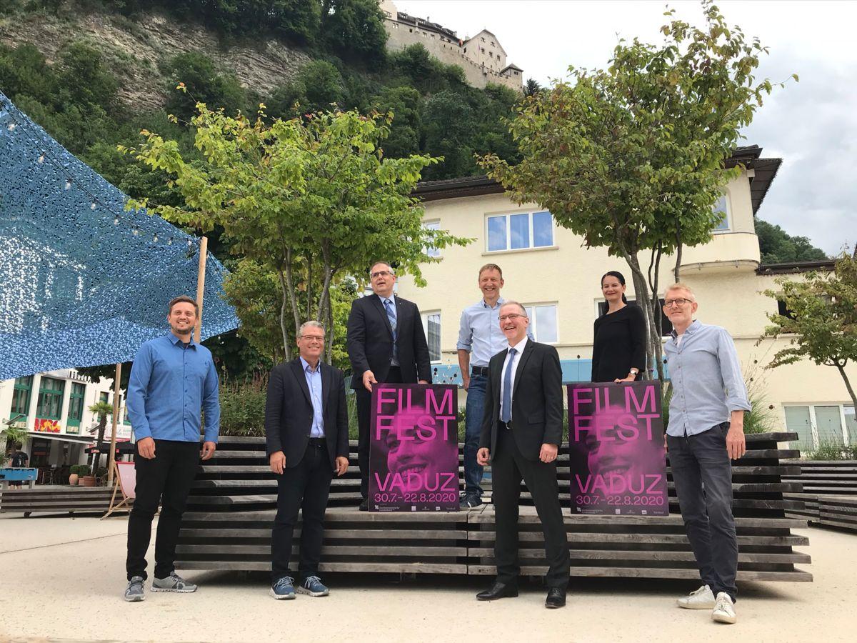 Vorfreude auf 25. Filmfest in Vaduz