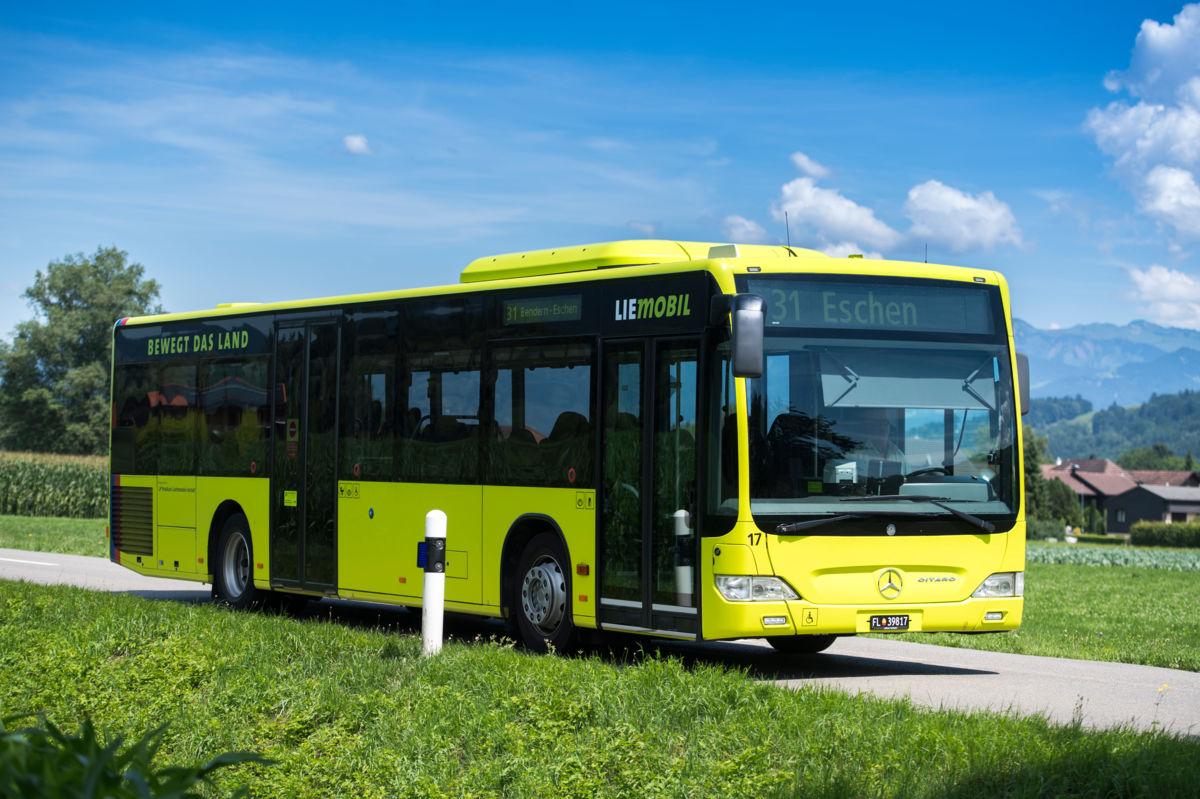 Bis Sonntag gratis Busfahren mit Fairtiq
