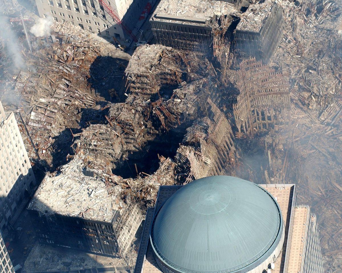 Die Attentate vom 11. September sind 20 Jahre her