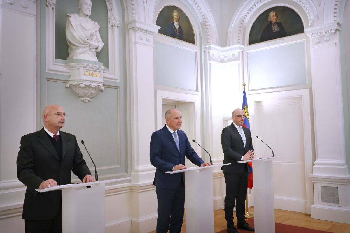 Liechtensteiner Regierung mit weiteren Massnahmen