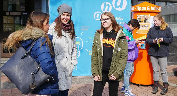 Jugendprojekt - Wettbewerb