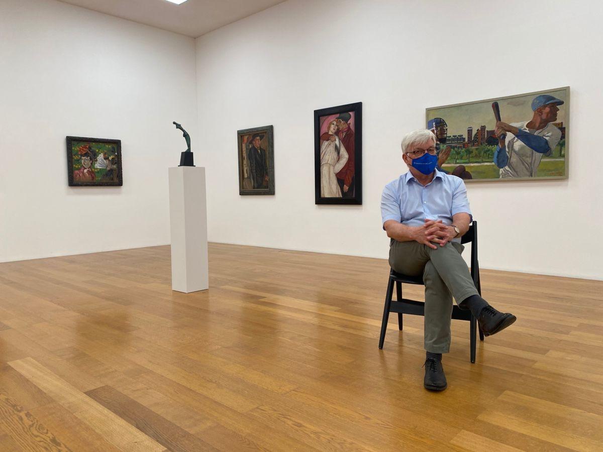 Russische Aventgarde im Kunstmuseum Liechtenstein