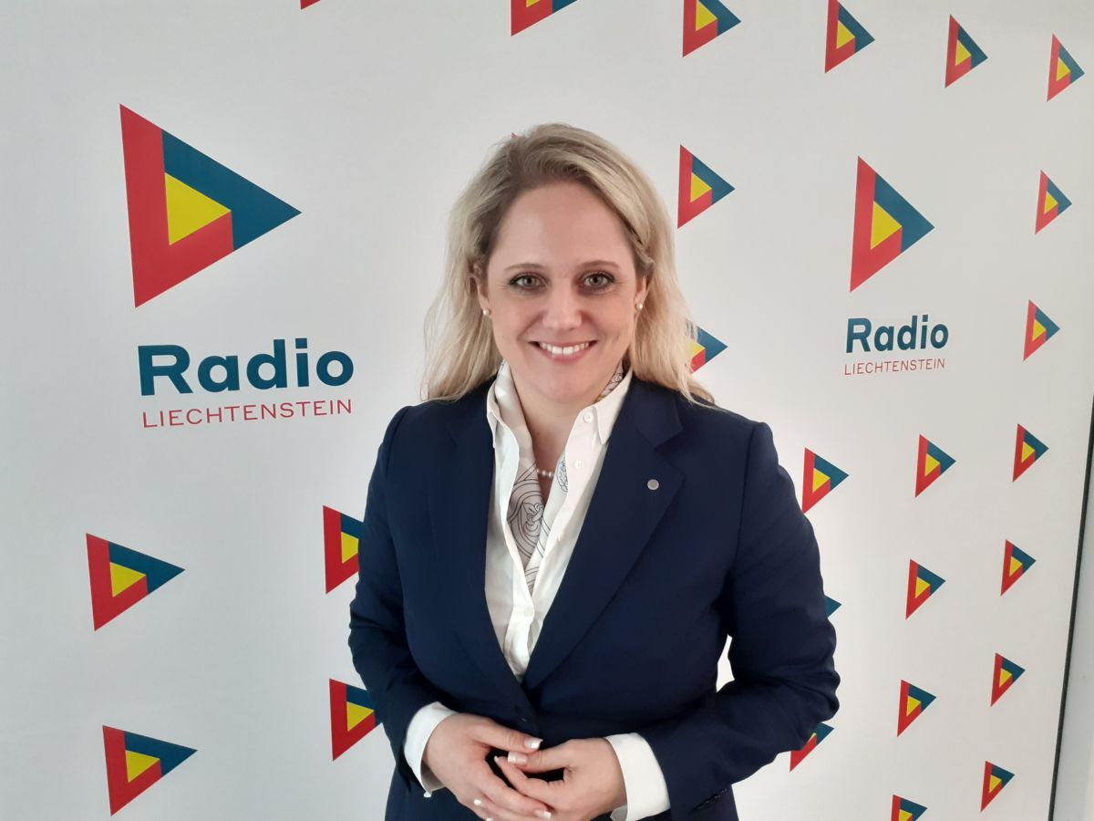 Katrin Eggenberger zu ihrer Kandidatur