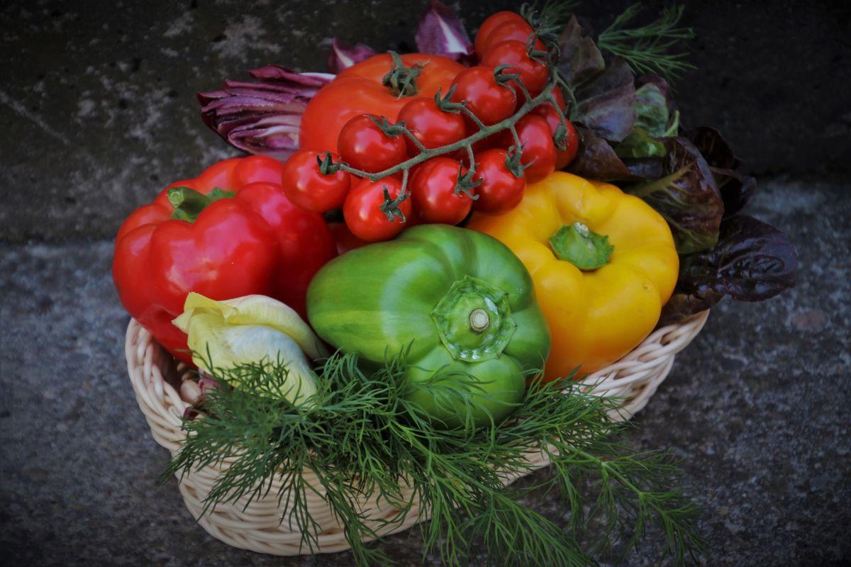 Gesund in die Woche: Essen nach Farben