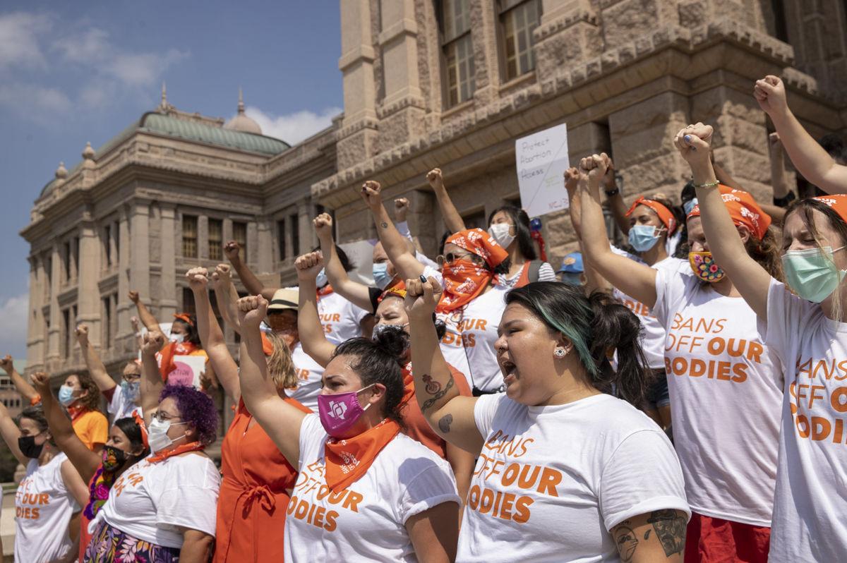 Kampf um die Abtreibung in Texas