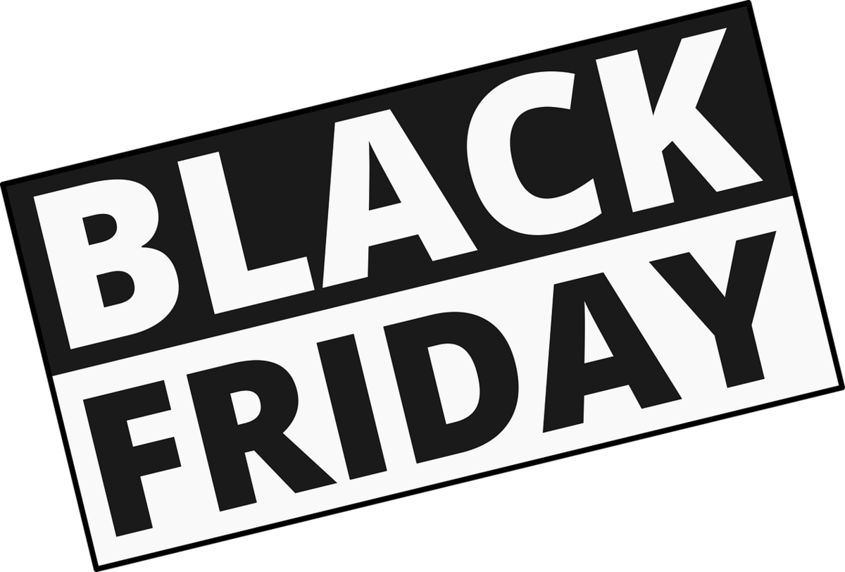 Shoppingfieber am Black Friday
