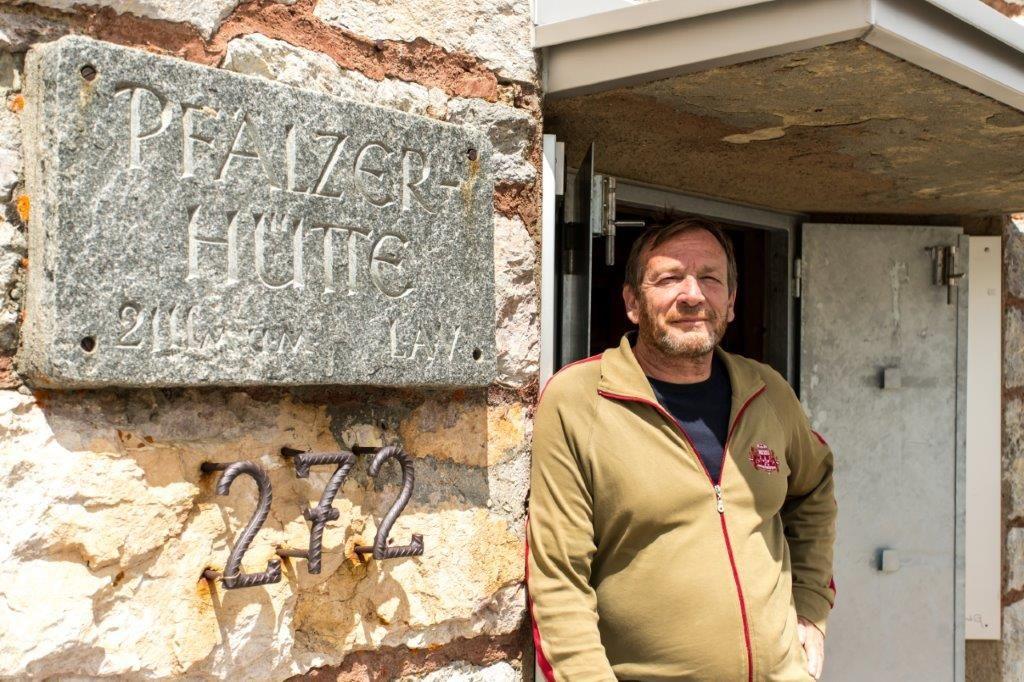 Pfälzerhütte öffnet mit neuem Pächter