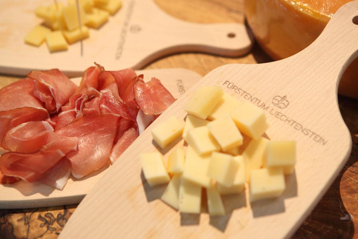 Kulinarische Schnitzeljagd in Liechtenstein