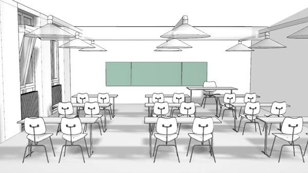 Mauren prüft neue Lüftung für Klassenzimmer