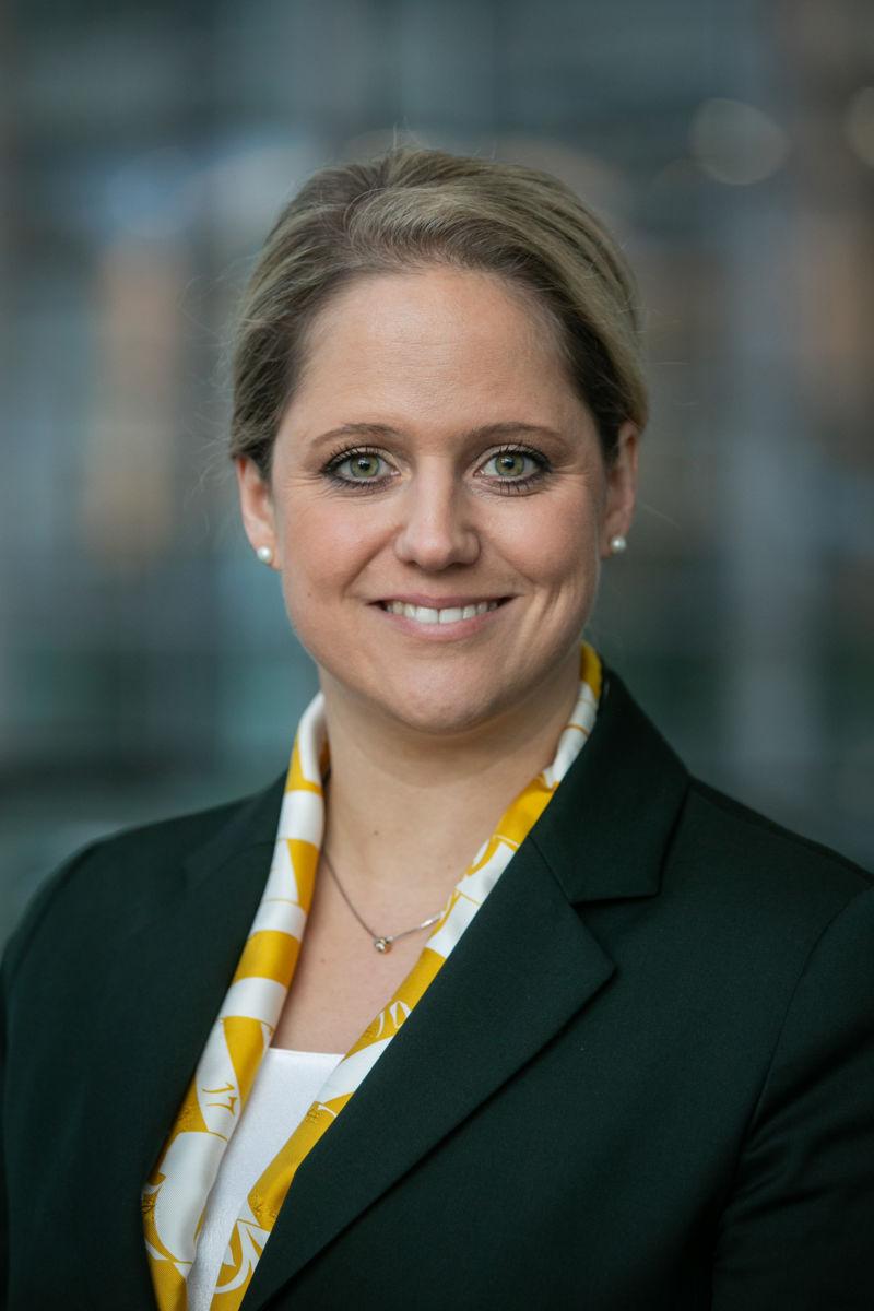 Katrin Eggenberger ist vereidigt