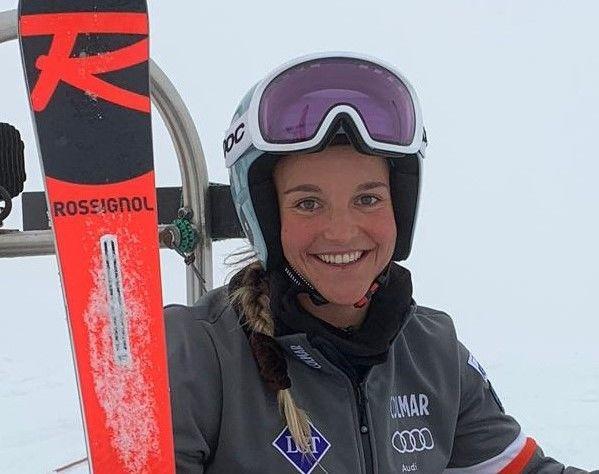 Charlotte Lingg freut sich auf ihr Weltcup-Debüt