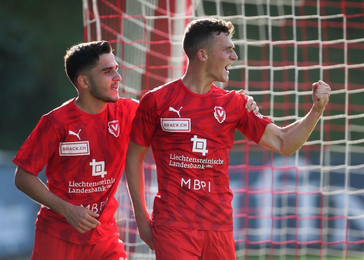 FC Vaduz: Im 7. Anlauf hat es endlich geklappt
