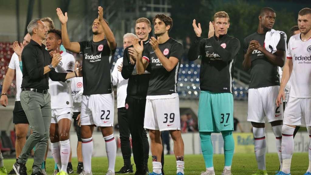Nach dem Europa League- Knüller ist vor dem Rückspiel