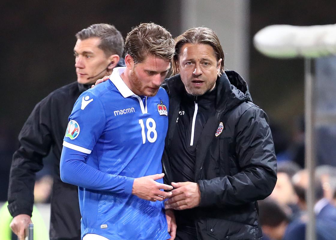 Hohe Hürde für die Liechtensteiner Fussball-Nationalmannschaft