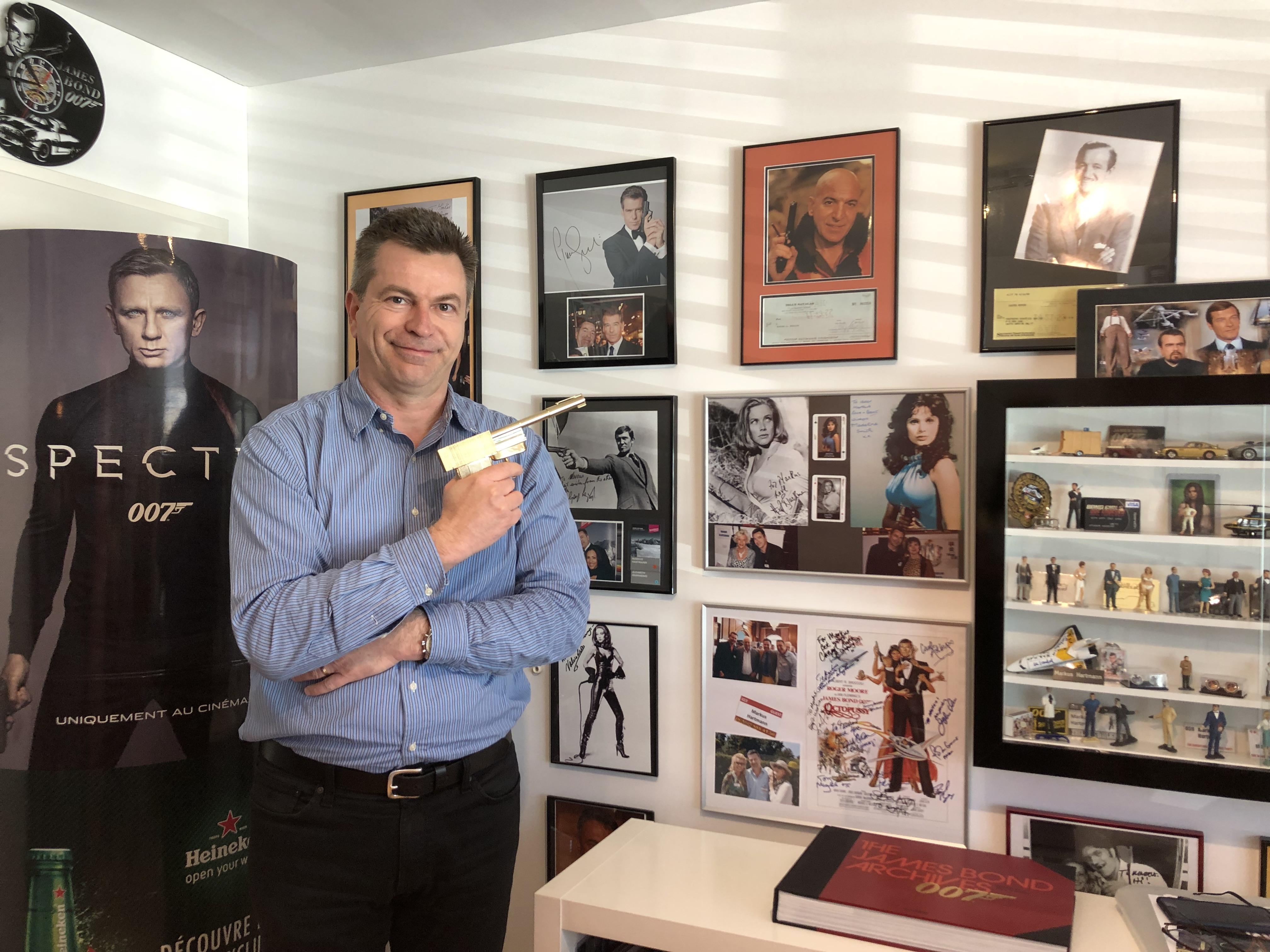 Die Leidenschaft James Bond
