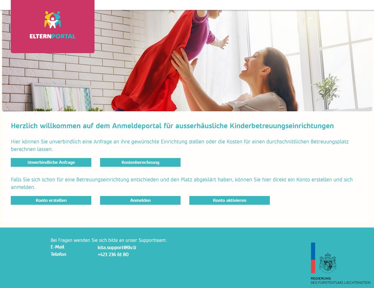 Neue Kinderbetreuungs-Tarife ab 1. September